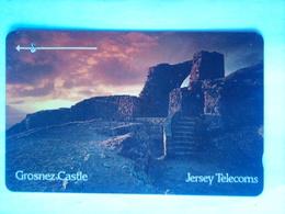 Jersey 2JERE Grosnez Castle 80 Units - United Kingdom