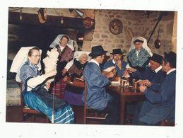 Cp , 87 ,SAINT LEGER LA MONTAGNE ,folklore, Lou Amis Aux 3 Clochers , Ed. Mme Bastide , Cliché Maïté Gounet , Vierge - Autres Communes