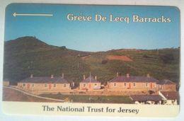Jersey 13JERD Greve De Lecq - United Kingdom
