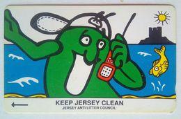 Jersey 14JERB Keep Jersey Clean - United Kingdom