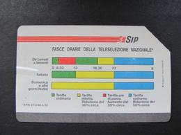 ITALIA 1135 C&C 36  GOLDEN - FASCE ORARIE 31.12.91 MANTEGAZZA LIRE 5.000 - USATA USED LEGGI - Italy