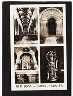 LKW524 POSTKARTE DER DOM Zu GURK UNGEBRAUCHT SIEHE ABBILDUNG - Ansichtskarten