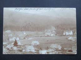 Österreich 1905 Echtfoto AK. Kleiner Ort In Böhmen / Tschechien ?! Nach Zinkau Gesendet! - 1850-1918 Imperium