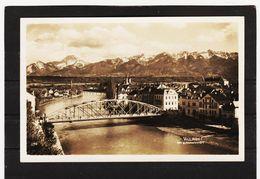 LKW532 POSTKARTE JAHR 1930 REIFNITZ VILLACH Mit KARAWANKEN GEBRAUCHT SIEHE ABBILDUNG - Ansichtskarten