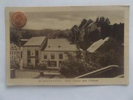 Burglinster, Hotel Kaiser Avec Chateau - Vianden