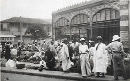 AFRIQUE. SENEGAL. DAKAR.  UN COIN DU MARCHE - Senegal