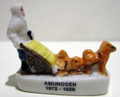 Fève Brillante - Les Grands Explorateurs - Amundsen - Characters