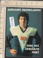 PO7242D# ADESIVO STICKER CANTANTI - ADRIANO PAPPALARDO - Stickers