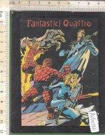 PO7251D# ADESIVO STICKER Allegato FUMETTI STAR COMICS FANTASTICI QUATTRO - Superhelden