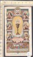 PO7416D# SANTINO CHIESA CORPUS DOMINI Santa Lega Eucaristica - Images Religieuses