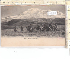 PO7530D# ECUADOR - VISTA DEL CHIMBORAZO   No VG - Ecuador