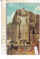 PO7537D# CEYLON - SRI LANKA - THE AUKANA BUDDHA  No VG - Sri Lanka (Ceylon)