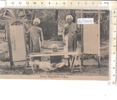 PO7545D# INDIA - GUSTAV HAGENBECK'S INDIEN  No VG - India