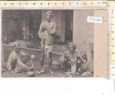 PO7548D# INDIA - SNAKE CHARMERS - INCANTATORI DI SERPENTI COBRA - FACHIRI   No VG - India