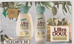 TELECARTE 50 UNITES...ULTRA DOUX  GARNIER.... - France