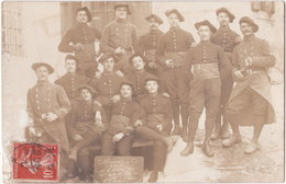 05. Carte-photo. BRIANCON. 159e Regt D'Infanterie - Briancon