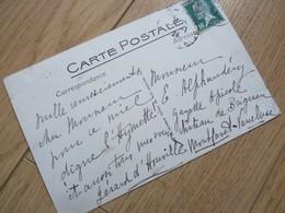 Marie De HEREDIA (1875-1963) Poétesse Romancière. GERARD D'HOUVILLE. Autographe - Autographs