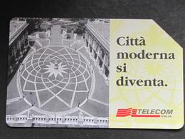 ITALIA TELECOM 2752 C&C 657 GOLDEN - NEXUS ROMA - USATA - Italy