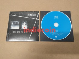 LONELADY Intuition 2009 UK CD Single Promo Cardsleeve - Collector's Editions
