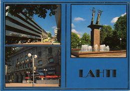 Finland Lahti Via Macedonia.nice Stamp - Finland