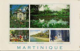 CPM Martinique, (multivues) - Martinique