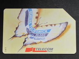 ITALIA TELECOM 2707 C&C 667 GOLDEN - ROMA 97 - USATA - Italy