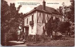 37 - La MEMBROLLE Sur CHOISILLE -- Sanatorium De Bel Air - Pavillon Du Médecin Directeur - Otros Municipios