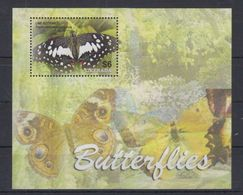 N62. MNH Grenada Nature Animals Insects Butterflies - Schmetterlinge