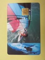 Carte Néerlandaise (NL)  Planche à Voile - Sport