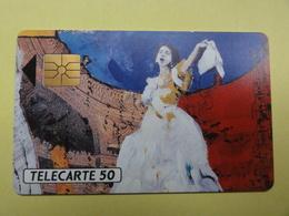 Carte France - Opéra -carte 50 U - 520 000 Ex - Music