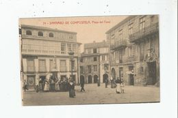 SANTIAGO DE COMPOSTELA 29 PLAZA DEL TORAL - Santiago De Compostela