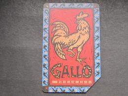 ITALIA TELECOM F3434 C&C - OROSCOPO CINESE GALLO - USATA - Italy