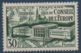 FR 1952   Conseil De L'Europe    N° YT 923   ** MNH - France