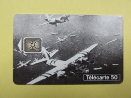 Carte France - 1994 - Débarquement Normandie - Avions Bombardiers - 50 U - Airplanes