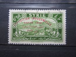 VEND BEAU TIMBRE DE SYRIE N° 192 , X !!! - Syria (1919-1945)