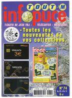 Revue Infopuce Décembre 2009 N° 74 - Phonecards