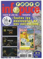 Revue Infopuce Décembre 2009 N° 74 - Telefonkarten