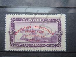VEND BEAU TIMBRE DE SYRIE N° 196 , X !!! - Syria (1919-1945)