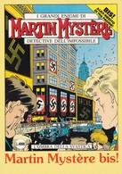 PROMOCARD N°  247  MARTIN MYSTERE - Advertising
