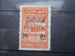 VEND BEAU TIMBRE DE SYRIE N° 285 , X !!! - Syria (1919-1945)
