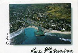 Saint-Gilles Ile De La Réunion DOM TOM Belle Vue Aérienne La Ville Le Port - La Réunion