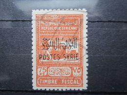 VEND BEAU TIMBRE DE SYRIE N° 286 , X !!! - Syrie (1919-1945)