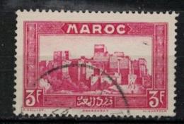 MAROC    N° YVERT  :  146            OBLITERE       ( O 02/55 ) - Oblitérés