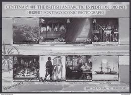 British Antarctic Territory - Antartique Britannique 2010 Yvert 508- 15, British Antarctic Expedition - MNH - Territorio Antártico Británico  (BAT)