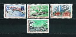 Senegal  Nº Yvert  284/7  En Nuevo - Senegal (1960-...)