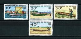 Senegal  Nº Yvert  258/61  En Nuevo - Senegal (1960-...)