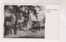 CPA HAUSBERGE A.d.PORTA, KIRSCHSIK (voir Timbre) - Porta Westfalica