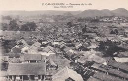 GAN - CHOUEN  -  Panorama De La Ville - China