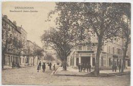 83. DRAGUIGNAN.  BOULEVARD JEAN JAURES - Draguignan