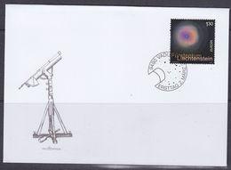 Europa Cept 2009 Liechtenstein 1v FDC (37662) - 2009